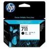 HP 711 80-ml Black Ink Cartridge YCZ133A
